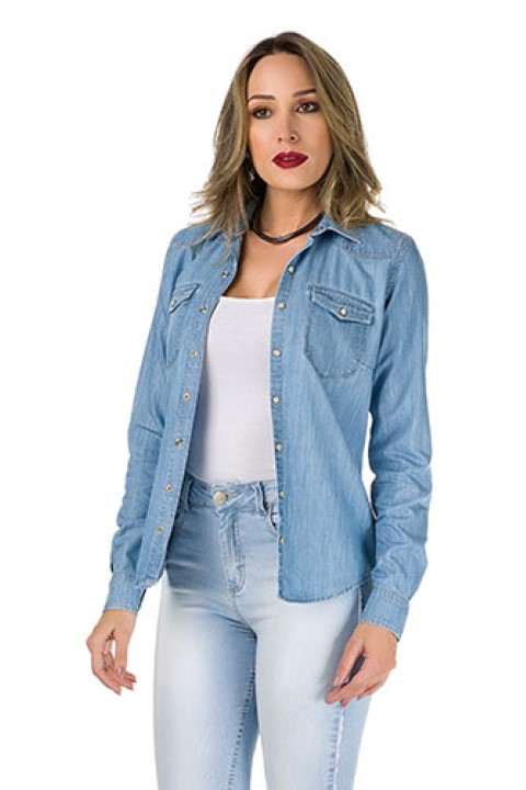 CAMISETE FEM SIDERAL JEANS